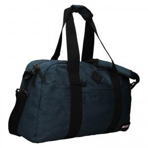 Cestovní taška Enrico Benetti James - modrá