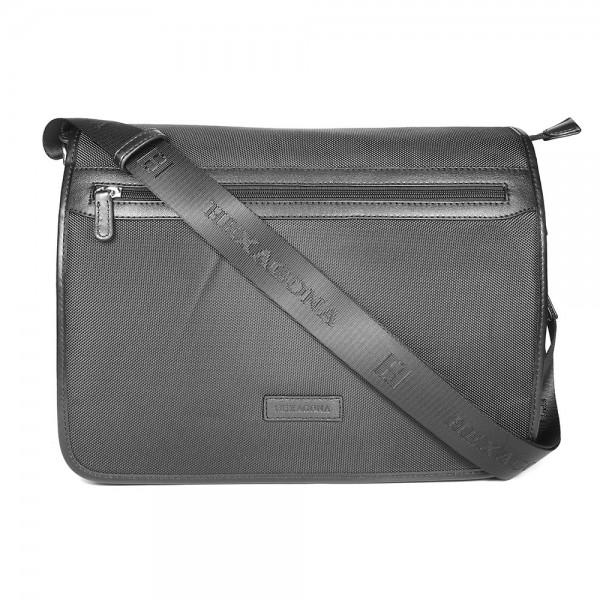 Pánská taška přes rameno Hexagona D72279 - černá