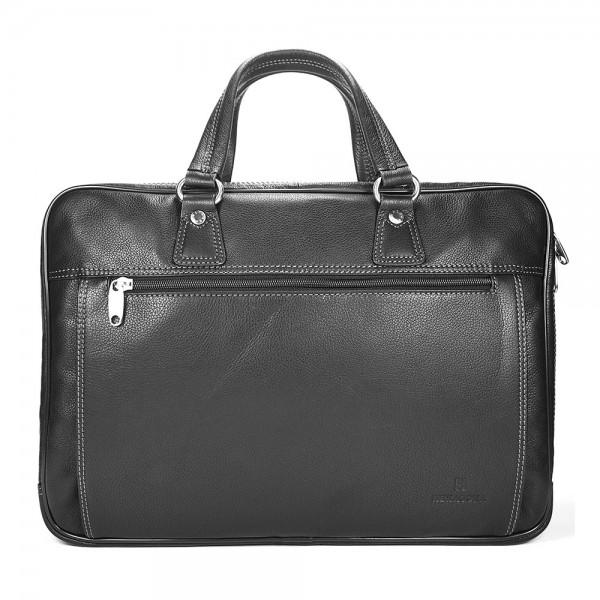 Pánská taška přes rameno Hexagona 469544 - černá