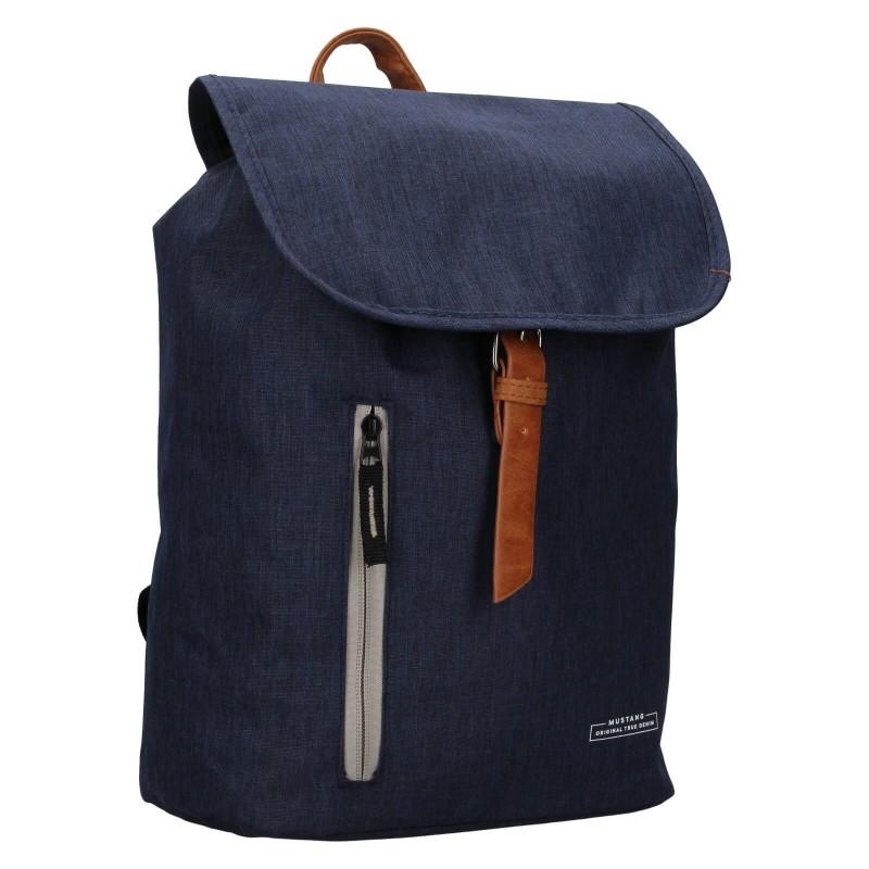 Trendy batoh Mustang Monaco - tmavě modrá