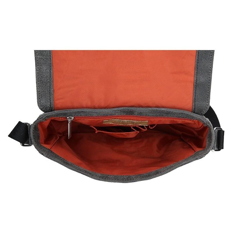 Pánská taška Daag JAZZY risk 164 - černo-šedá