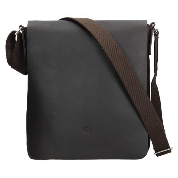 Pánská taška Daag SMASH 76 - tmavě hnědá