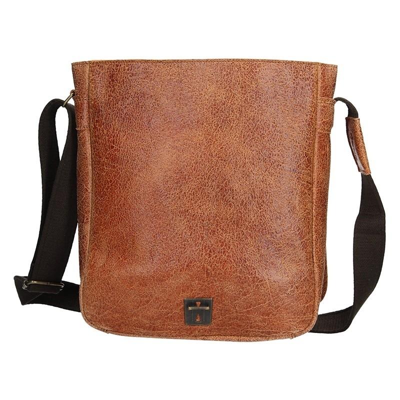 Pánská taška Daag JAZZY WANTED 9 - světle hnědá