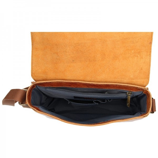 Pánská taška Daag JAZZY WANTED 92 - světle hnědá