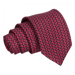 Pánská kravata Hanio Fred - fialová