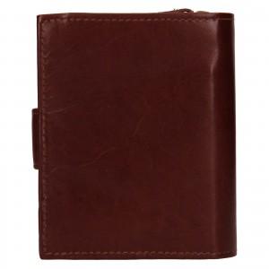 Dámská kožená peněženka Ashwood Vilma - koňak