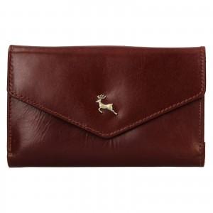 Dámská kožená peněženka Ashwood Zelda - koňak