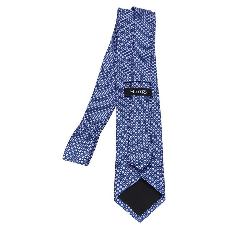 Pánská kravata Hanio Luis - modrá