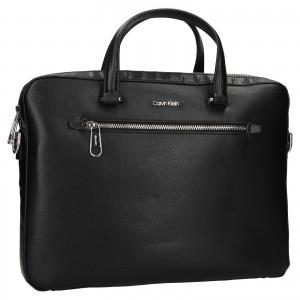 Pánská taška na notebook Calvin Klein Antonio - černá