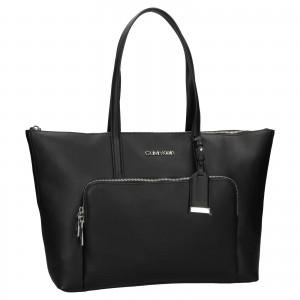 Dámská kabelka Calvin Klein Dolores - černá