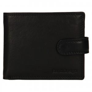 Pánská kožená peněženka SendiDesign Dowsn - černá