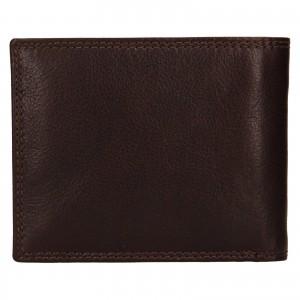Pánská kožená peněženka SendiDesign Lopezz - brown
