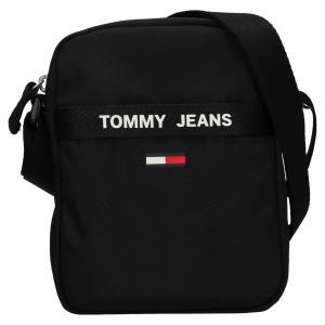 Pánská taška přes rameno Tommy Hilfiger Jeans Filipe - černá
