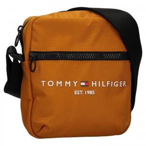 Pánská taška přes rameno Tommy Hilfiger Kammo - Hořčicová