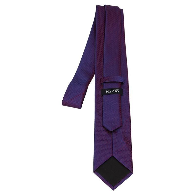 Pánská kravata Hanio Paul - fialová