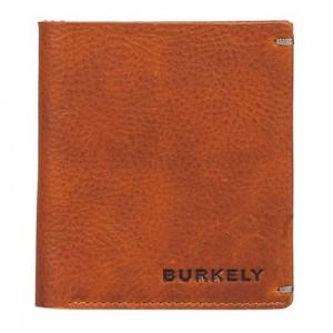 Pánská kožená peněženka Burkely Sten - koňak