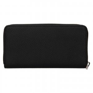 Dámská peněženka Tommy Hilfiger Maretas - černá