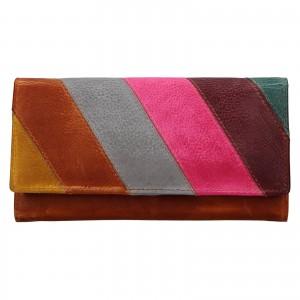 Dámská kožená peněženka Lagen Ilana