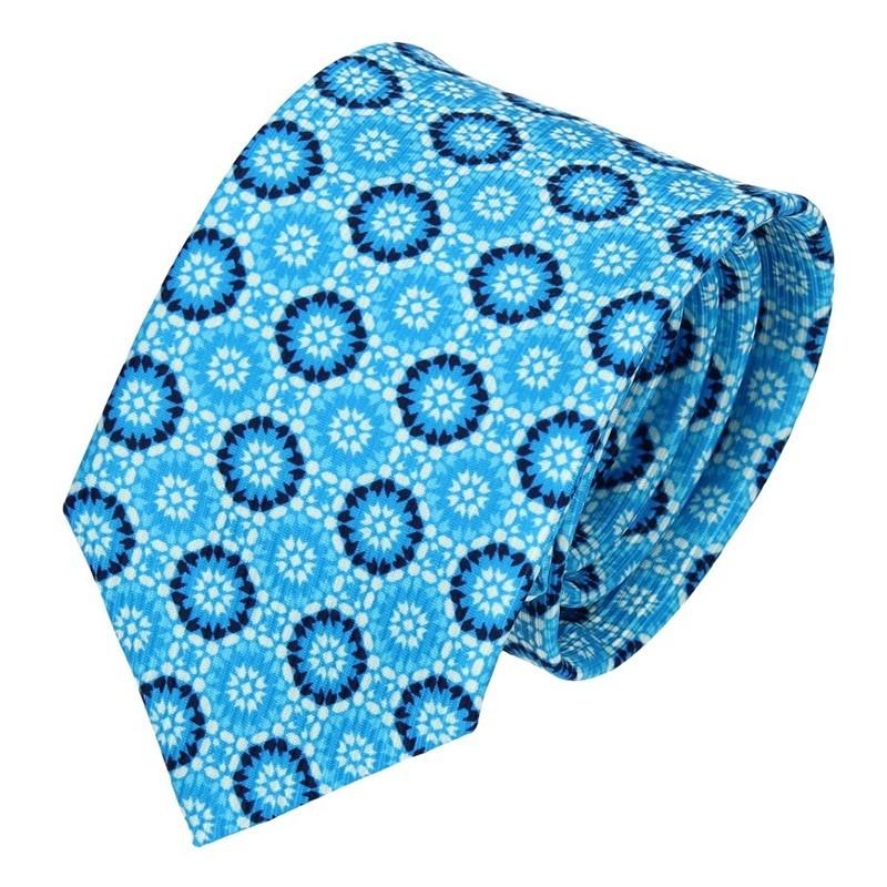 Pánská kravata Hanio Boby - modrá