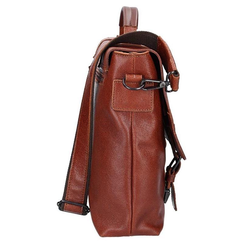 Pánská taška Daag Run 9 - koňak