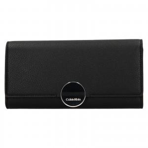 Dámská peněženka Calvin Klein Brenda - černá