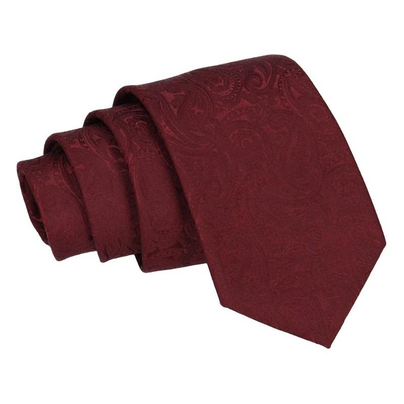 Pánská kravata Hanio Artis - vínová