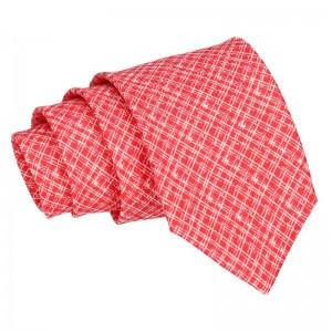 Pánská kravata Hanio Vincent - oranžová