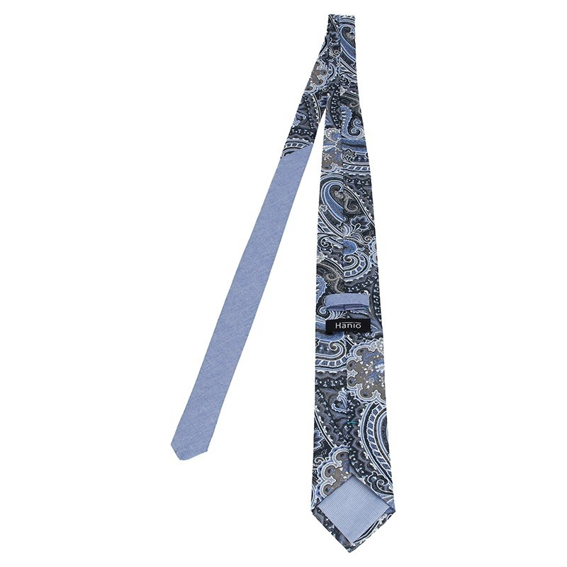 Pánská hedvábná kravata Hanio Monet