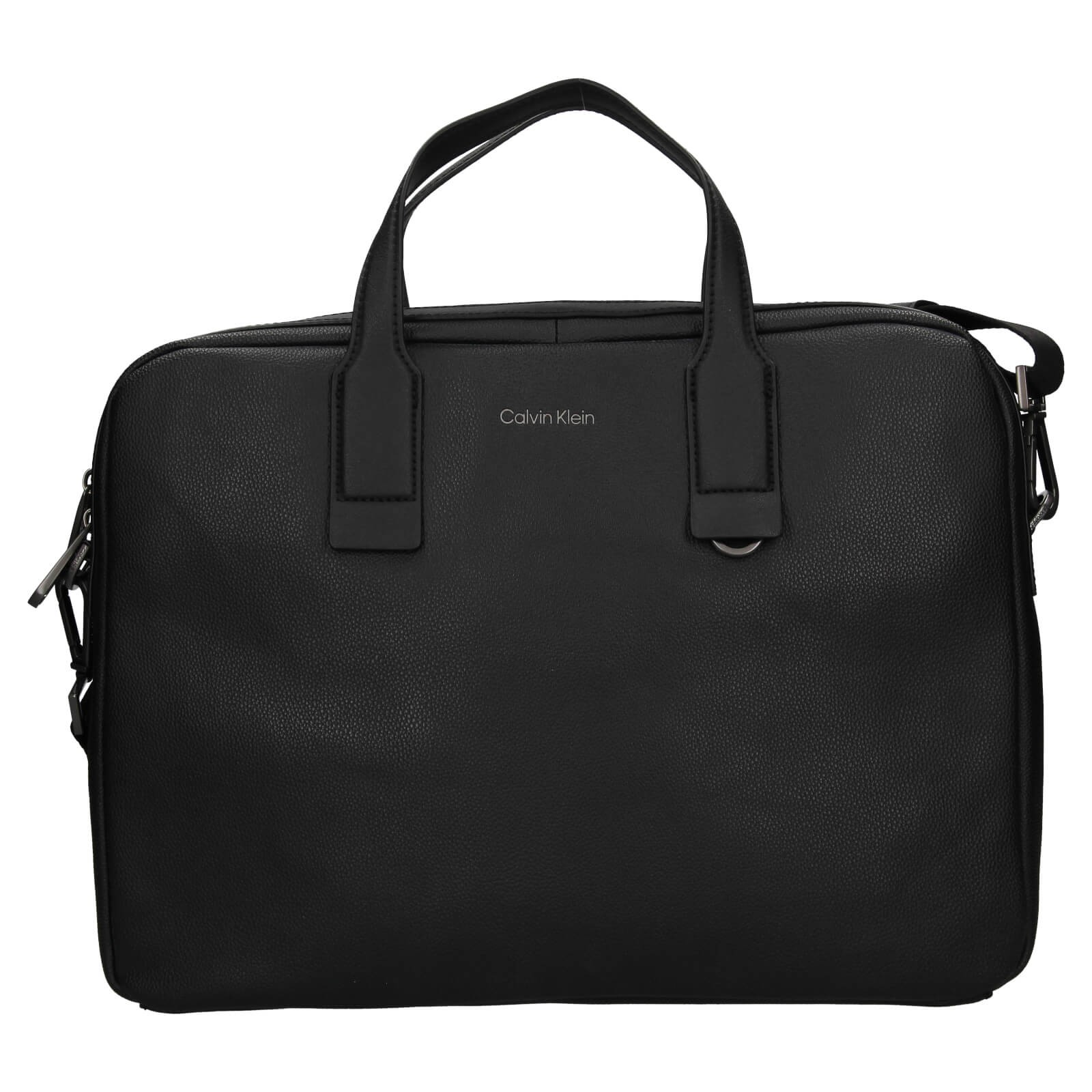 Pánská taška na notebook Calvin Klein Vilems - černá