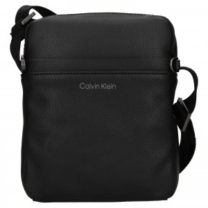 Pánská taška přes rameno Calvin Klein Timmo - černá