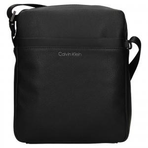 Pánská taška přes rameno Calvin Klein Panrise - černá