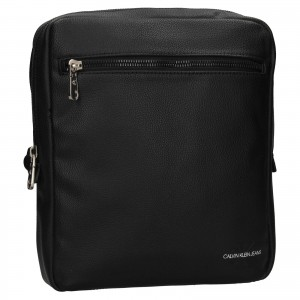 Pánská taška přes rameno Calvin Klein Kyštof - černá