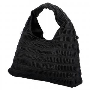 Dámská kabelka přes rameno Paolo Bags Jitka - černá