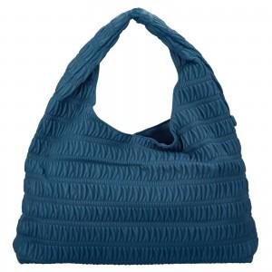 Dámská kabelka přes rameno Paolo Bags Jitka - světle modrá