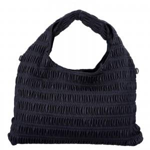 Dámská kabelka přes rameno Paolo Bags Jitka - tmavě modrá