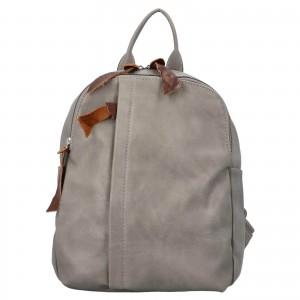 Dámský batoh Paolo Bags Alice - červená
