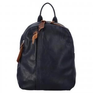 Dámský batoh Paolo Bags Alice - modrá