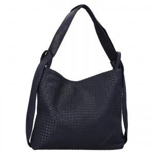 Dámská kabelka přes rameno Paolo Bags Norra - modrá