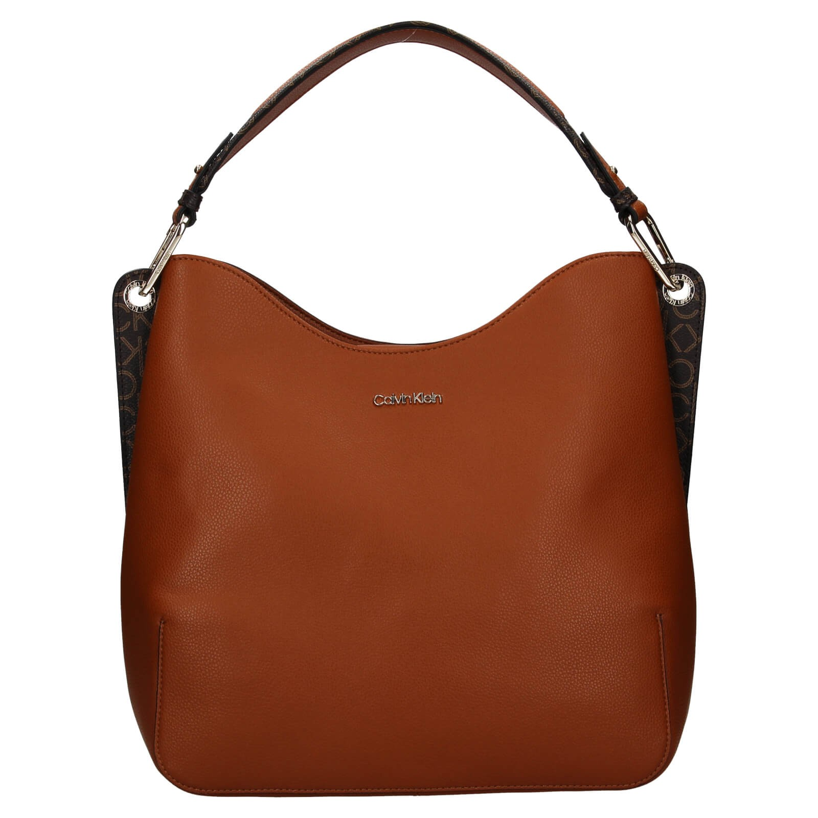 Dámská kabelka Calvin Klein Kenneta - hnědá