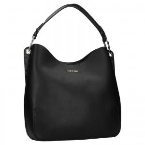 Dámská kabelka Calvin Klein Kenneta - černá