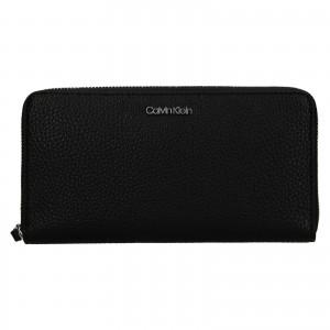 Dámská peněženka Calvin Klein Olivia - černá