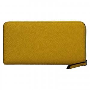 Dámská peněženka Calvin Klein Olivia - žlutá