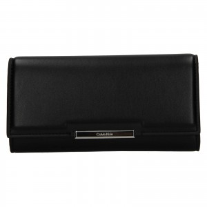 Dámská peněženka Calvin Klein Deltea - černá
