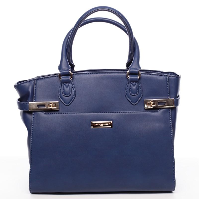 Dámská kabelka David Jones Almas - modrá