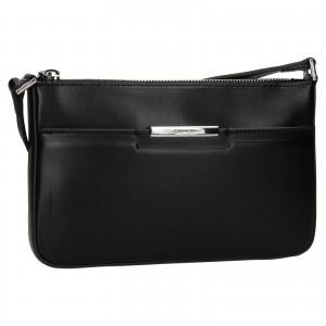 Dámská crossbody kabelka Calvin Klein Lois - černá