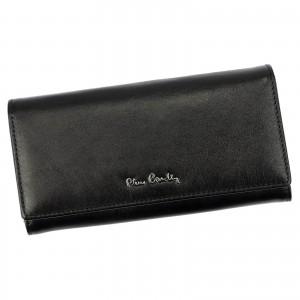 Dámská kožená peněženka Pierre Cardin Kamillo - černá