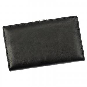 Dámská kožená peněženka Pierre Cardin Leilas - černá