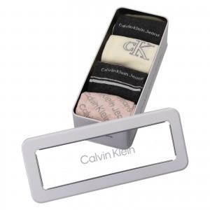 Dárková sada ponožek Calvin Klein Marcel - 4 páry