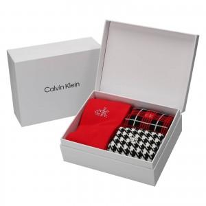 Dárková sada ponožek Calvin Klein Apolen - 3 páry