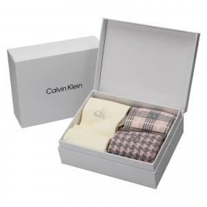 Dárková sada ponožek Calvin Klein Monic - 3 páry